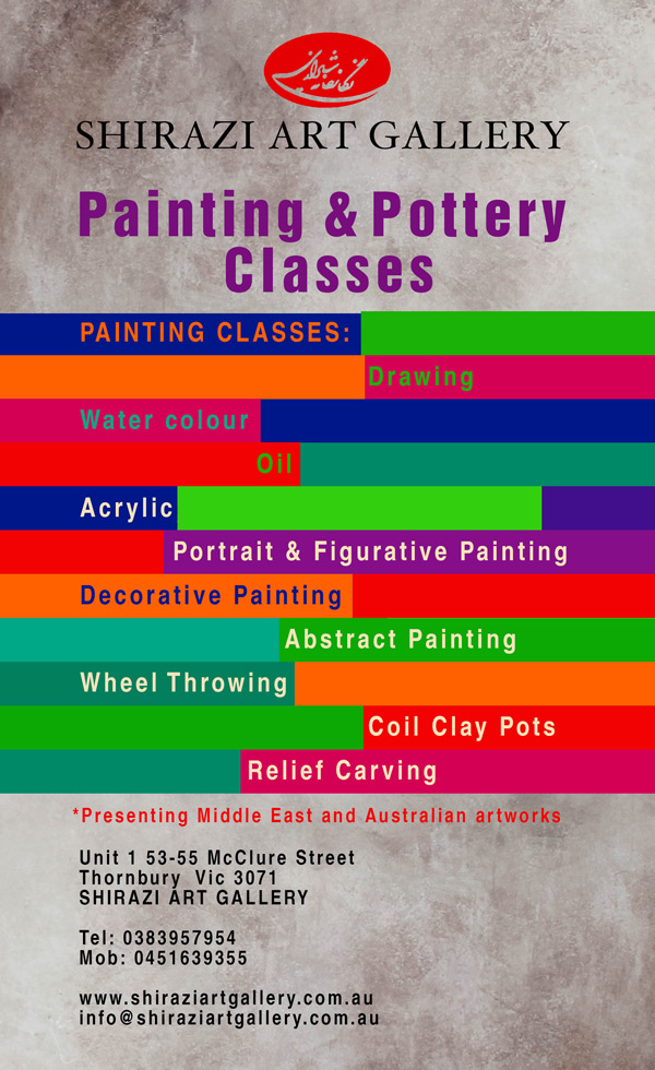 shirazi-art-gallery-painting-pottery-classes